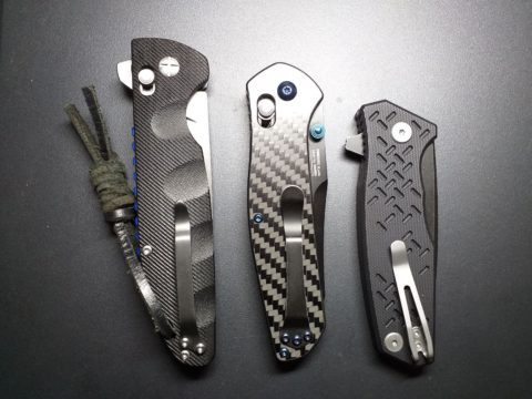 такие разные ножи